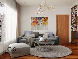 thiết kế nội thất căn hộ anh nhất