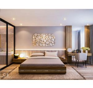 thiết kế nội thất căn hộ anh dũng
