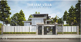 the leaf villa
