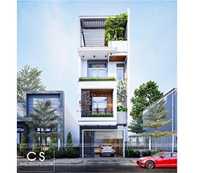 kiến trúc nhà anh hoà