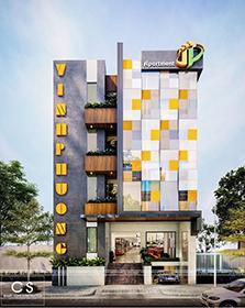 Vĩnh Phương Apartment