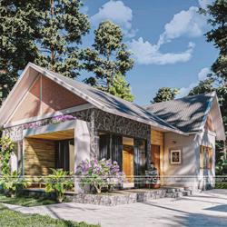 thiết kế kiến trúc homestay quy nhơn