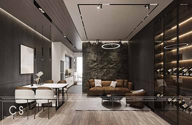thiết kế nội thất chung cư mường thanh