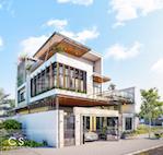 Những mẫu thiết kế kiến trúc đẹp