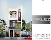 ba xu hướng thiết kế kiến trúc