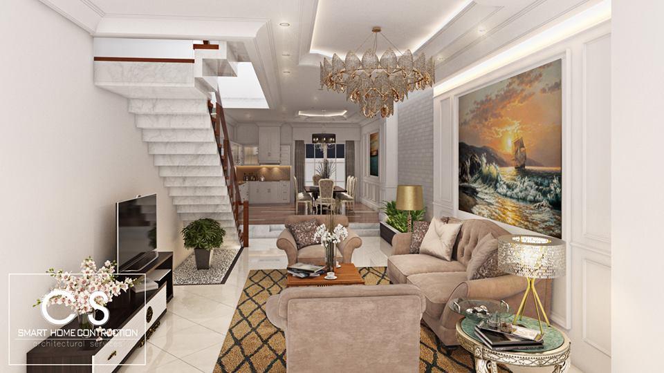 thiết kế nhà ở đẹp cho gia chủ