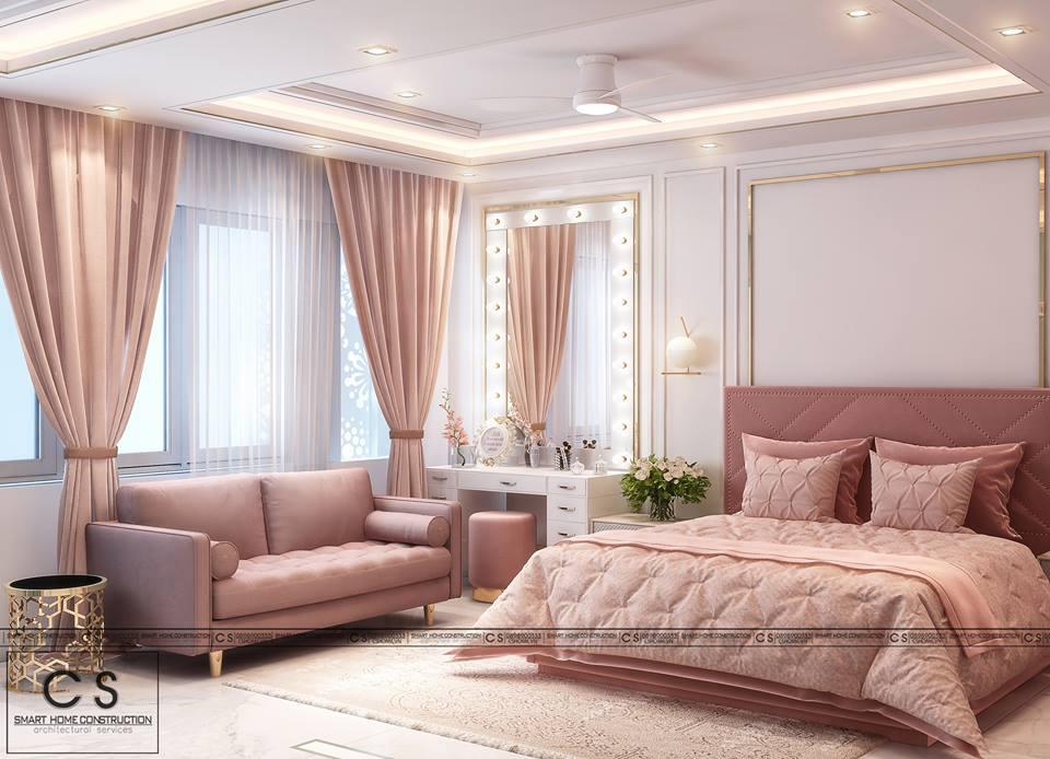 những mẫu phòng ngủ đẹp và ấn tượng
