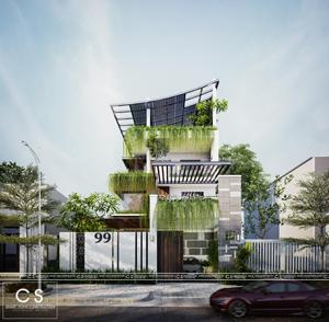 Kiến trúc xanh - kiến trúc tương lai