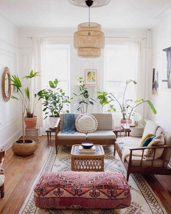 căn nhà nhỏ vintage - thiết kế chất lừ cho cô nàng độc thân
