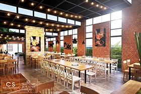 thiết kế nhà hàng tại nha trang