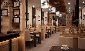 thiết kế nhà hàng tại vinh