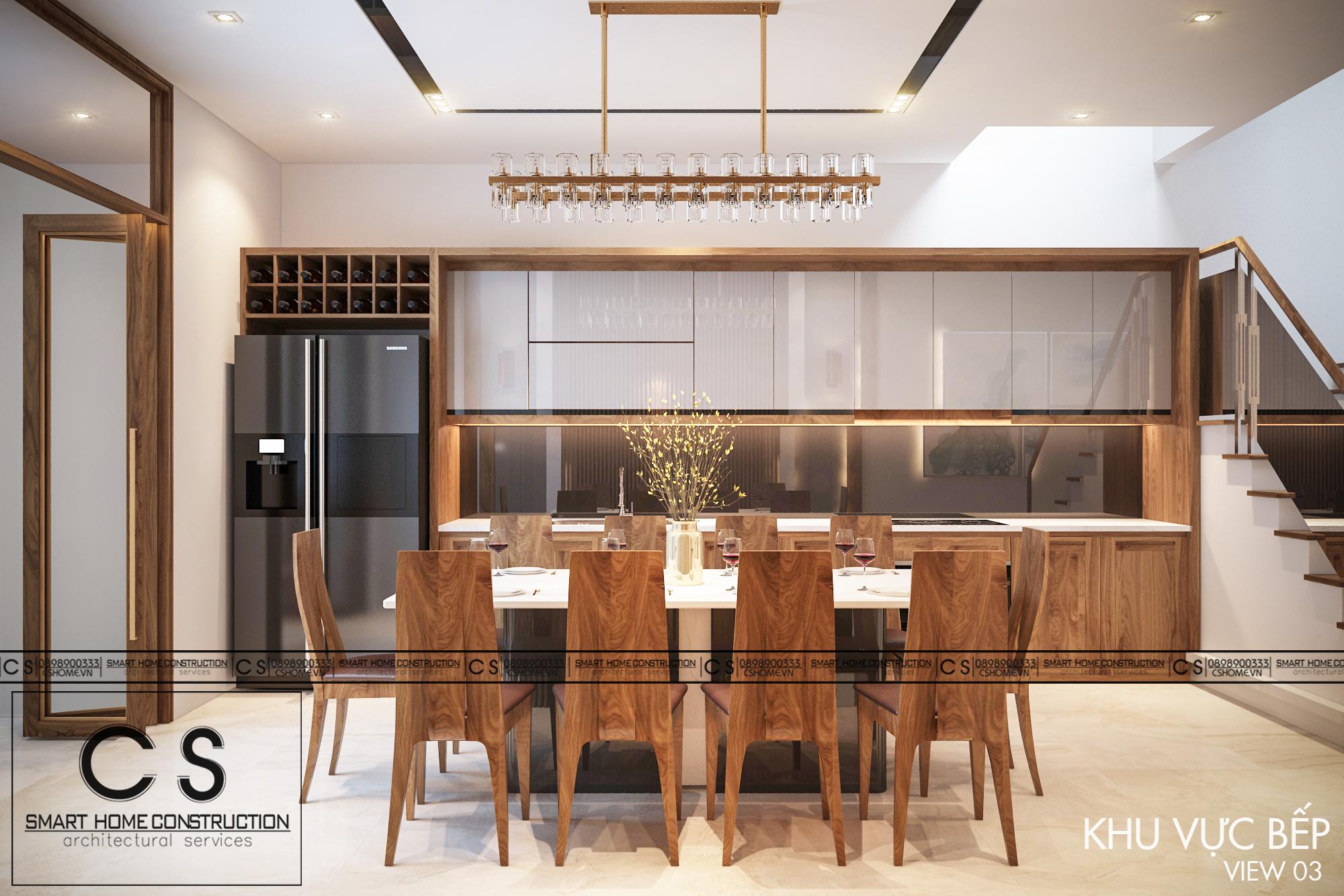 phong thủy bếp những vị trí trong nhà không nên đặt bếp