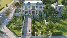 biệt thự vườn tân cổ điển
