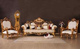những mẫu sofa cổ điển cực ấn tượng